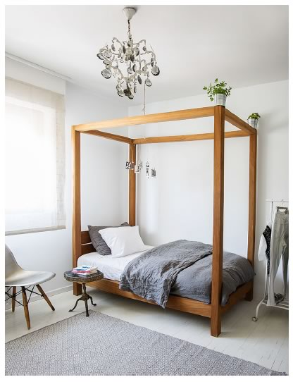Dormitorio Niña reformado en estilo moderno por Adirana Luengo
